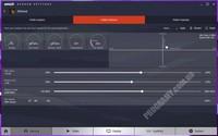 Скриншот AMD Radeon Software Adrenalin Edition