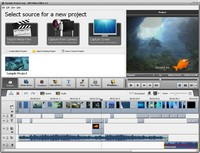 Скриншот AVS Video Editor