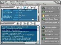 Скриншот Blaze Media Pro