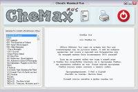 Скриншот CheMax Rus