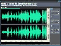 Скриншот Dexster Audio Editor