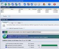 Скриншот Diskeeper Professional
