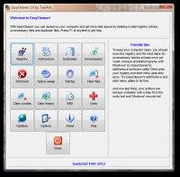 Скриншот EasyCleaner
