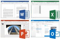 Скриншот Microsoft Office