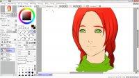 Скриншот SAI Paint Tool