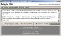 Скриншот Polyglot 3000