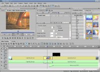 Скриншот Ulead MediaStudio Pro