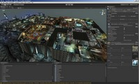 Скриншот Unity 3D