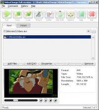 Скриншот VideoCharge