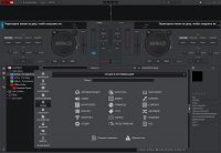 Скриншот Virtual DJ Home