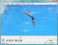 Скриншот VLC media player